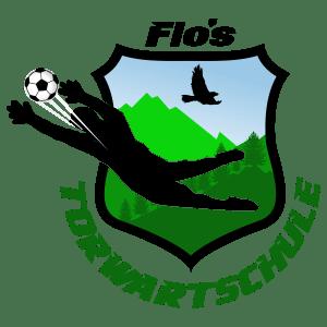 Flo's Fussballwelt | Logo Flo's Torwartschule