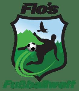 Flo's Fussballwelt Logo